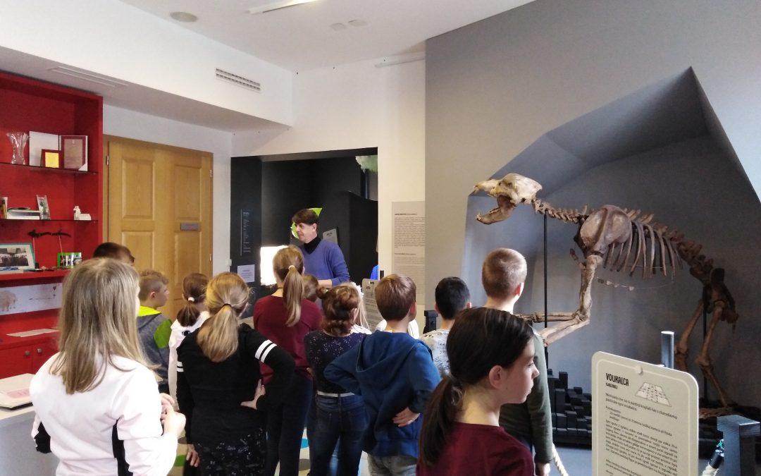 Na obisku v Notranjskem muzeju
