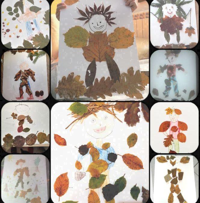 V barvah jeseni