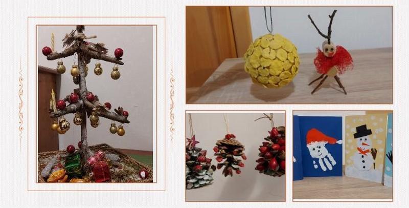 Božično-novoletni tehniški dan